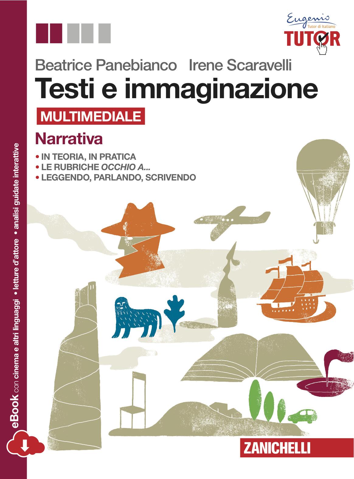 Testi e immaginazione - Narrativa
