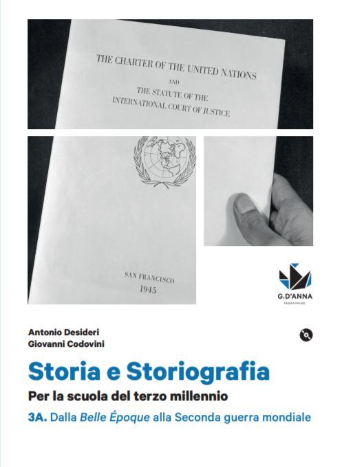 Storia e Storiografia vol.3A