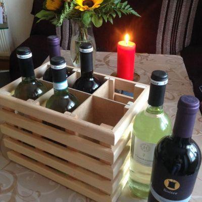 Ящик для хранения вина