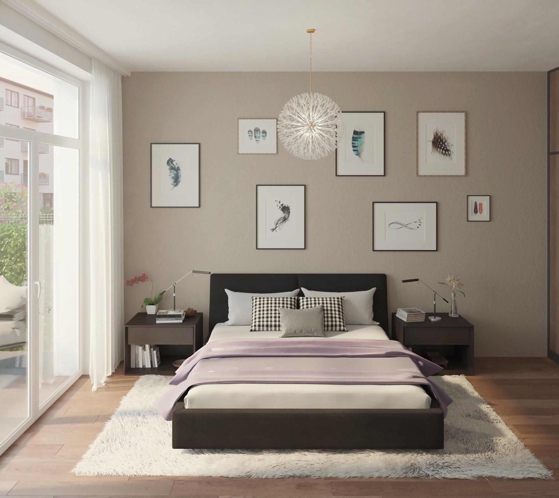 interiér ložnice 1