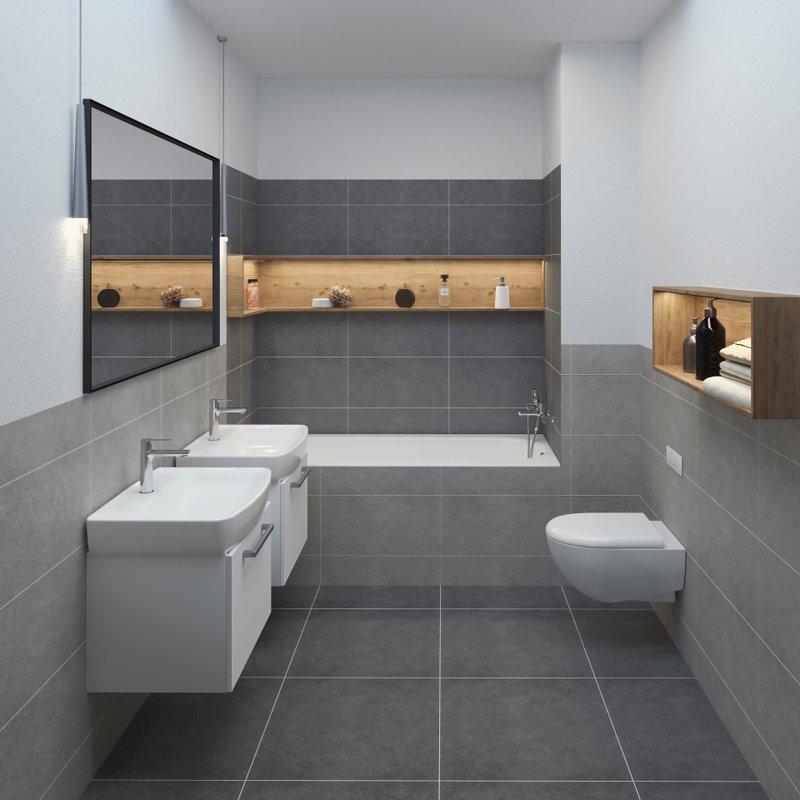interiér koupelna 2