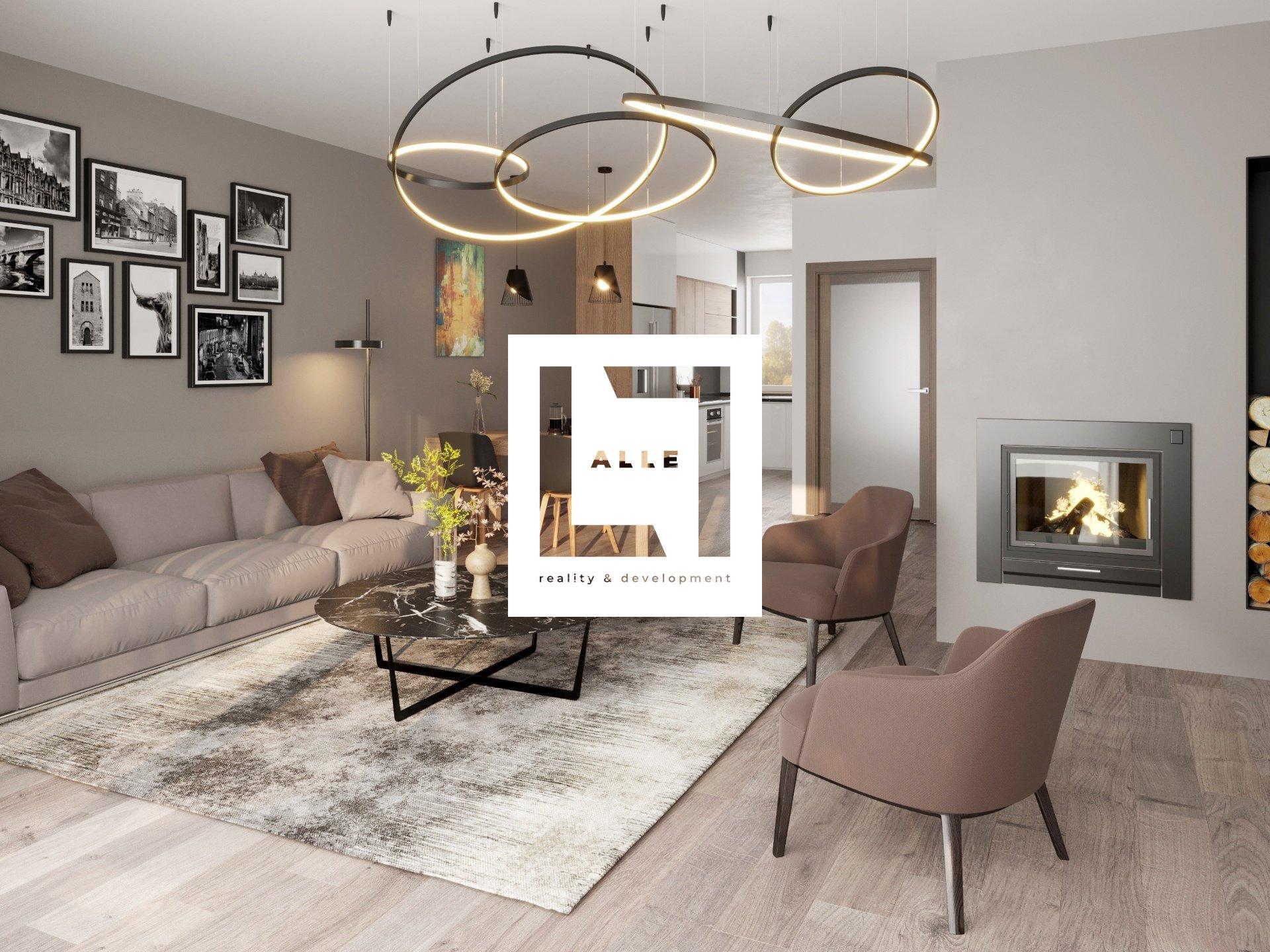 obývacé pokoj 1
