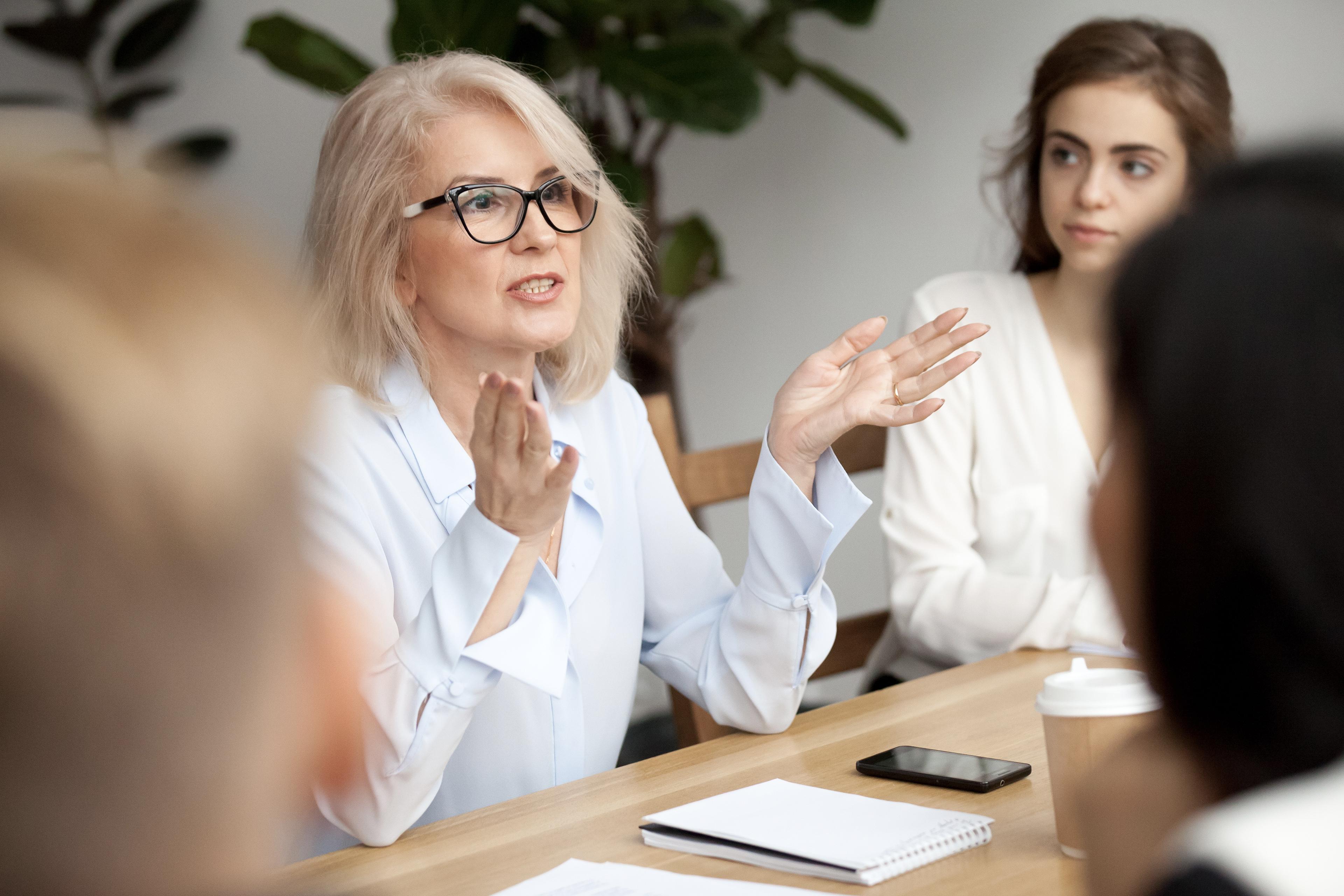Ženy manažerky