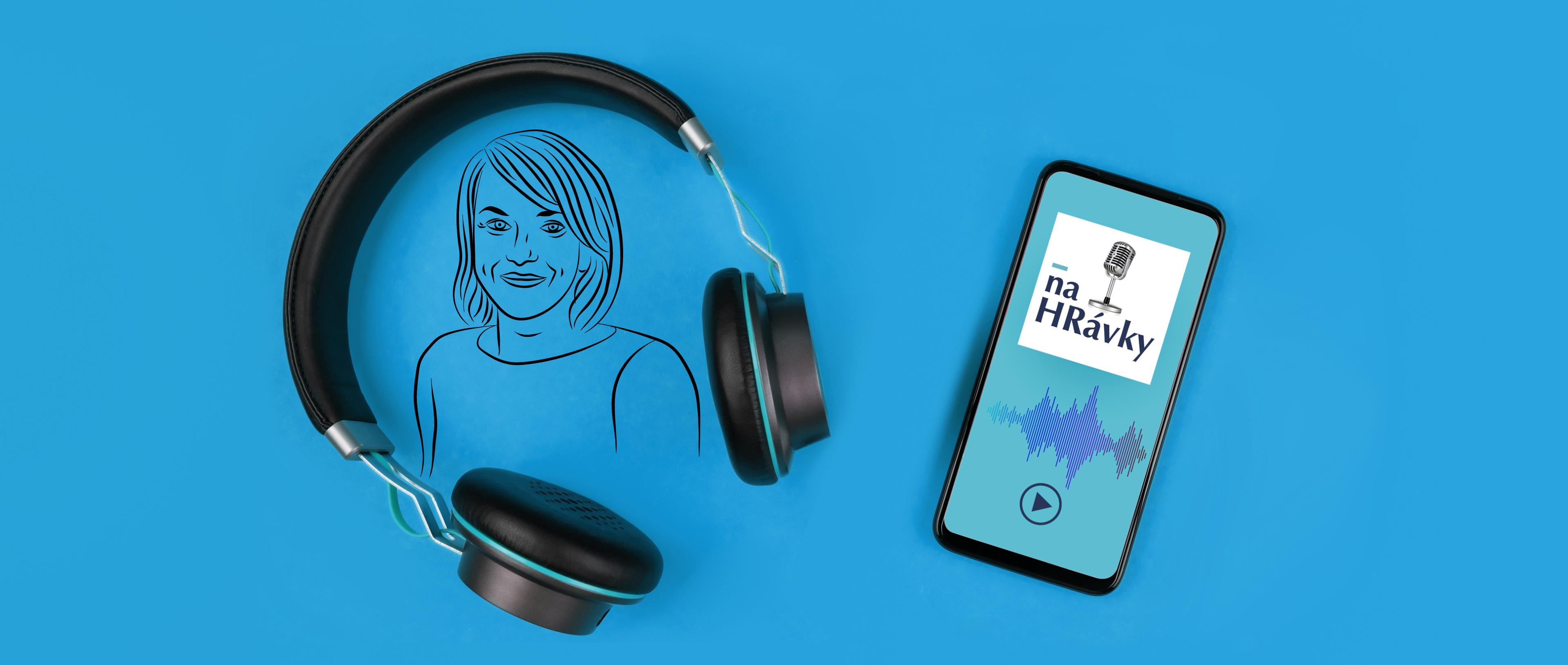 Podcast naHRávky Monika Štekrová