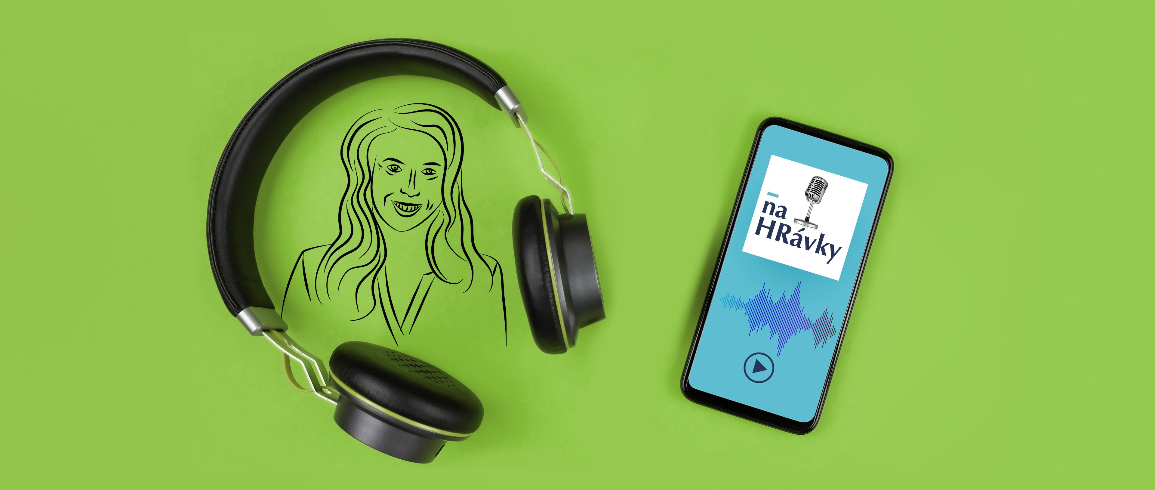 Podcast naHRávky s Veronikou Dubskou