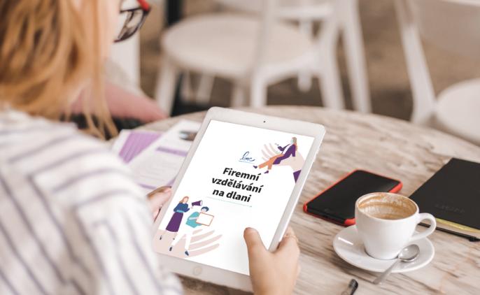 E-book o firemním vzdělávání