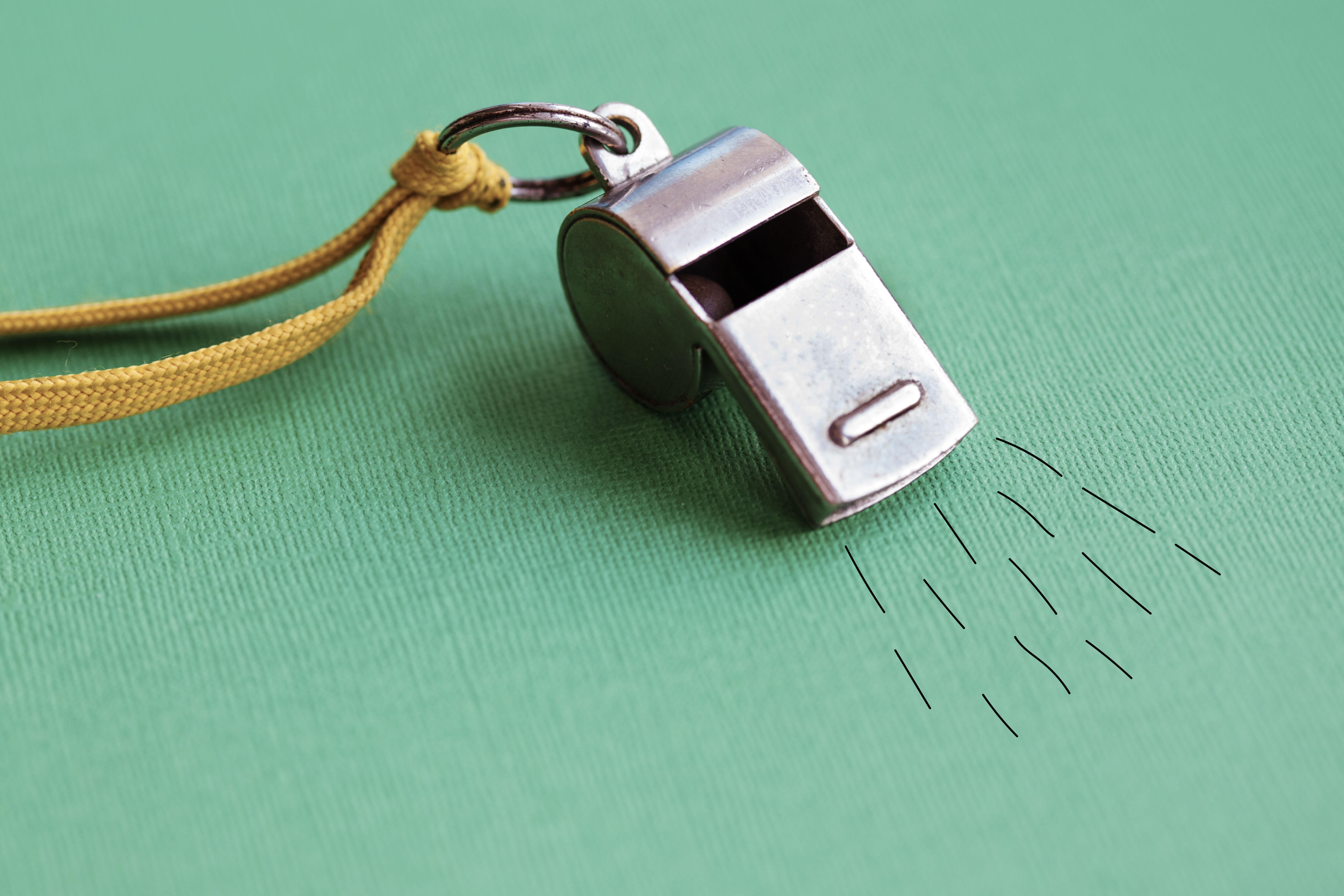 Zákon o whistleblowingu