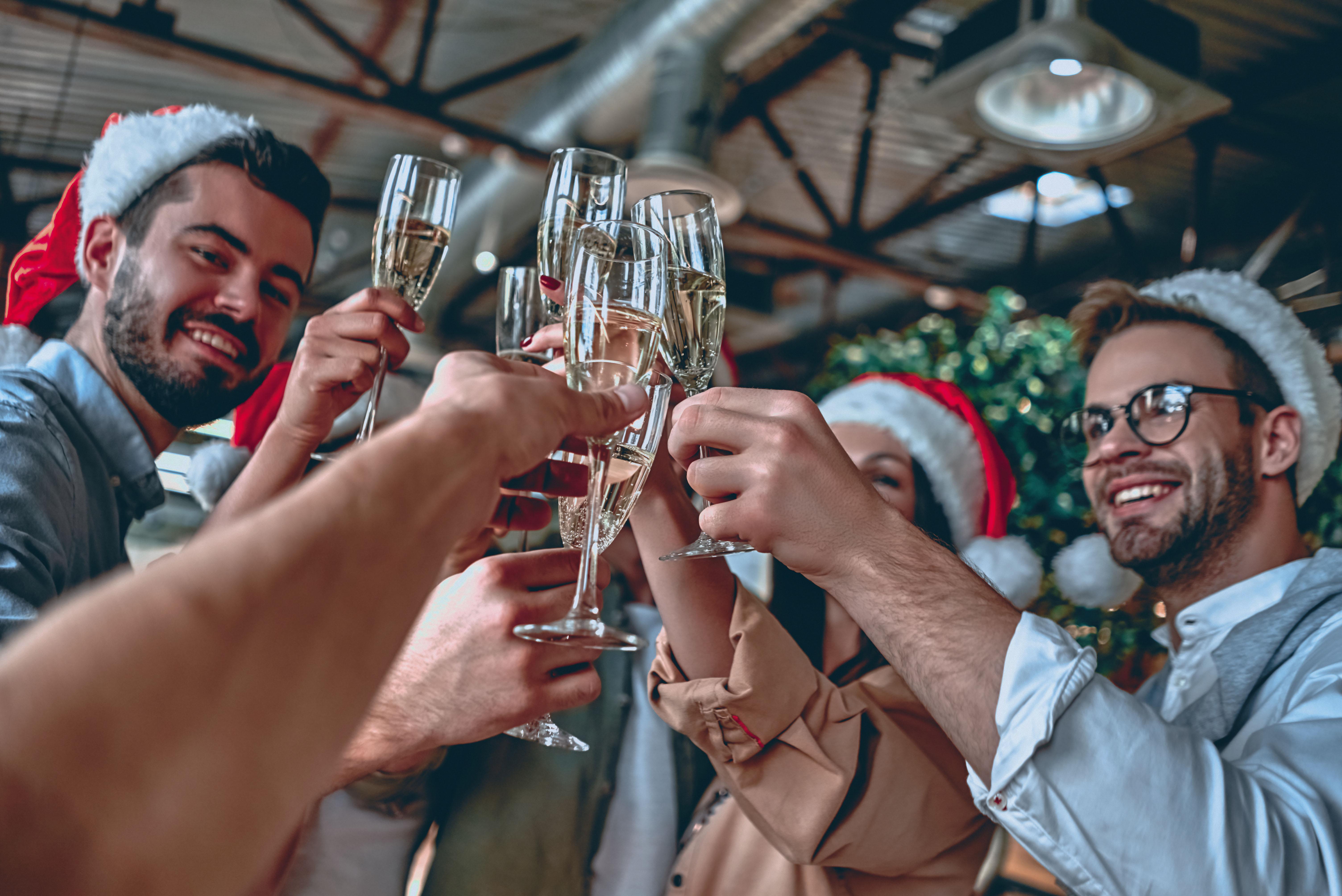 Vánoční večírky