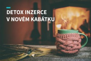 Workshop Detox inzerce