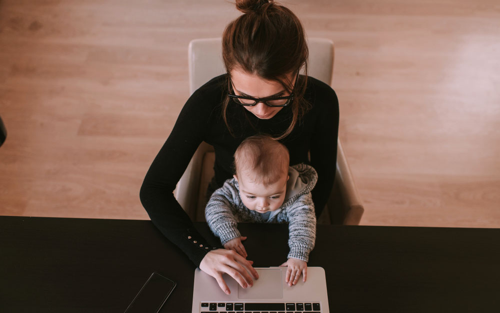 Zaměstnávání rodičů