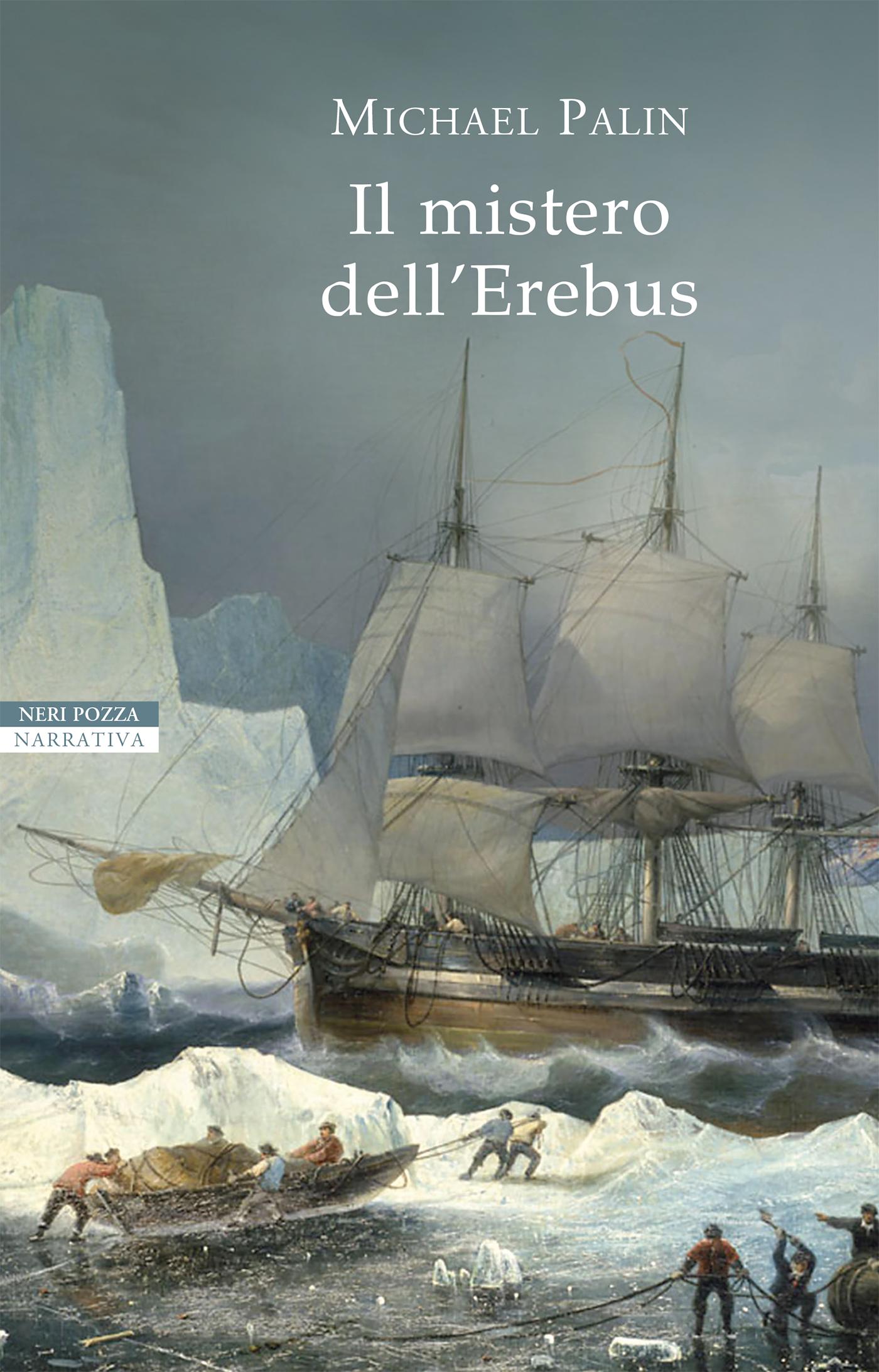 Neri Pozza Editore | Il mistero dell'Erebus