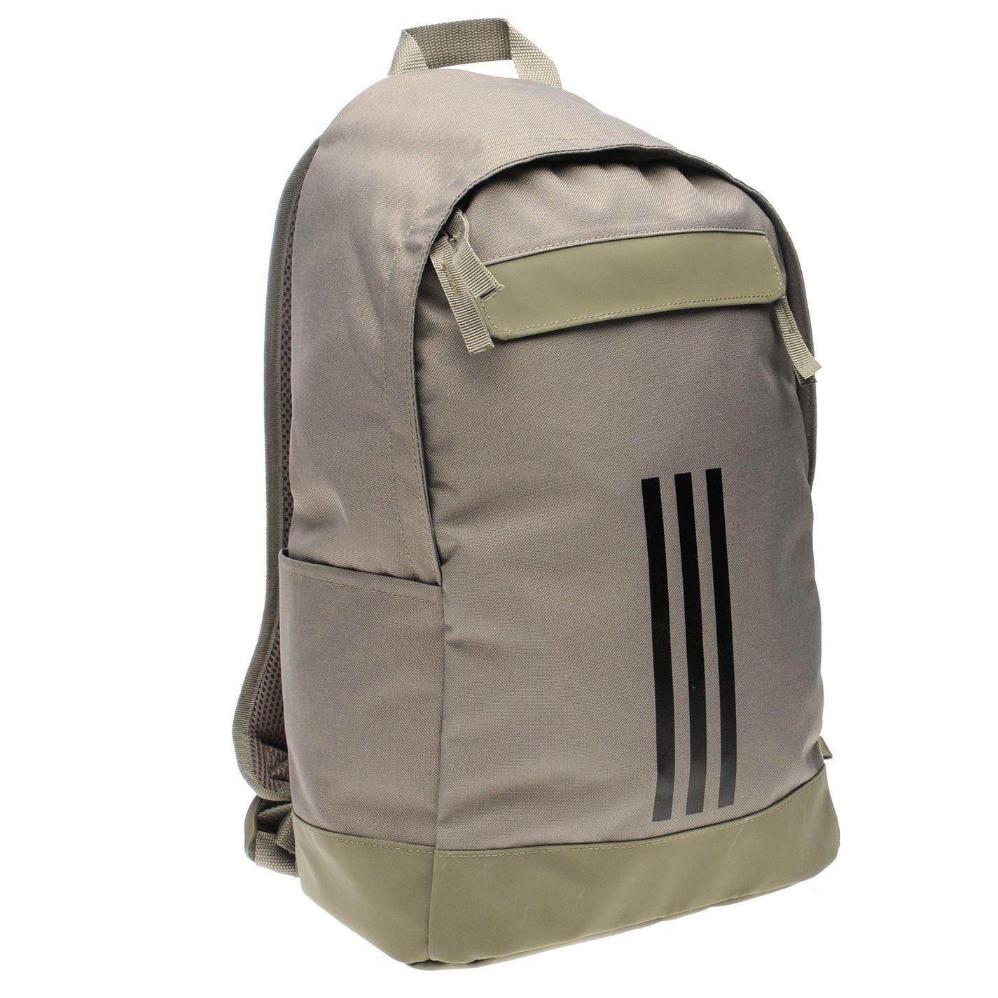 d0cd44ae4d ruksak adidas Classic 3 Stripe Backpack Bež - Jeftinije.hr