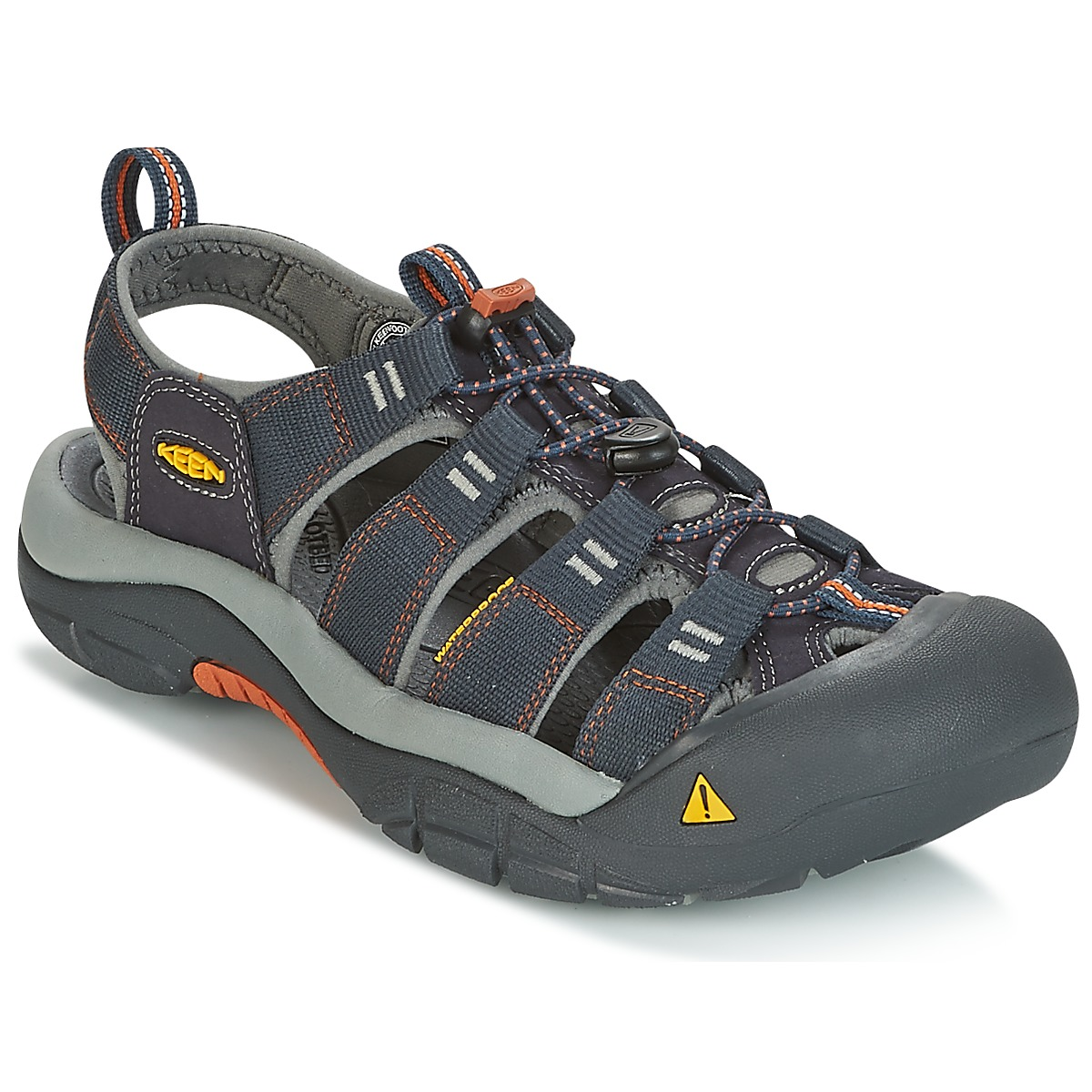 separation shoes d5fed 719b9 Keen Športni sandali NEWPORT H2 Siva