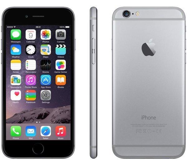 apple iphone 6 32gb lte space grey. Black Bedroom Furniture Sets. Home Design Ideas