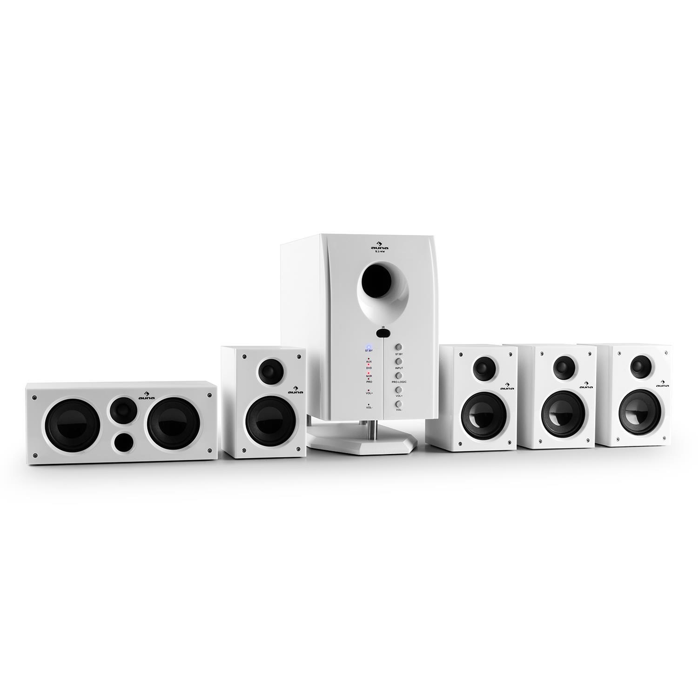 spojite zvučnike surround zvuka upoznavanje s nekim novim