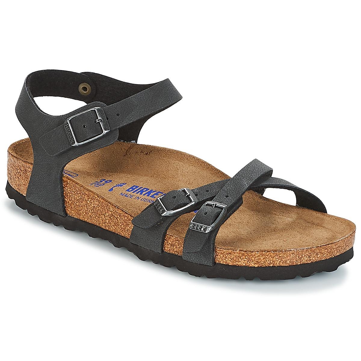 Birkenstock Sandali   Odprti čevlji KUMBA SFB Črna - Ceneje.si f2f394312e1