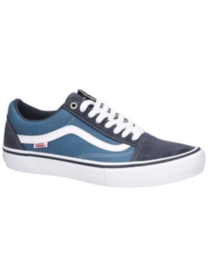 575e7f947465 Vans Old Skool Pro Skate Shoes navy stv navy white Gr. 4.5 US ...