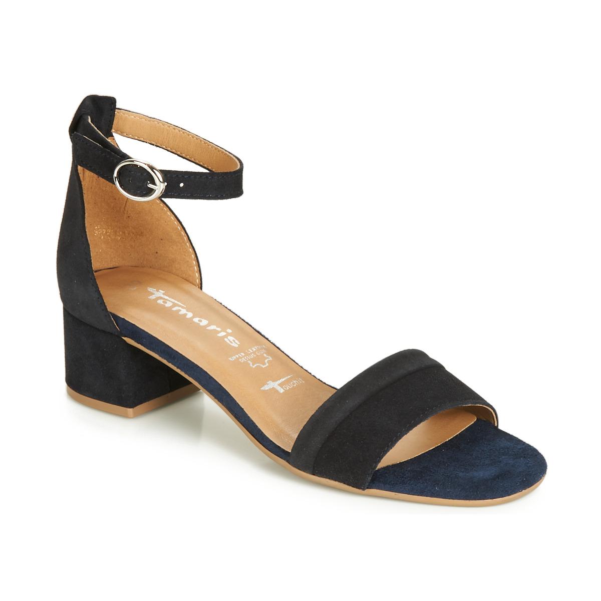 Tamaris Sandali & Odprti čevlji RUMA Modra