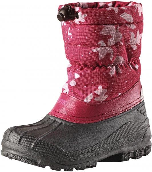 kohtuullinen hinta ostaa uusia superlaatu Reima otroški zimski škornji Nefar cranberry pink, 27