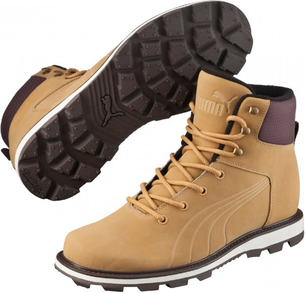 najnovejše neverjetne cene prijetno svež Puma moški zimski čevlji Desierto Fun, rjavi, 43 - Ceneje.si