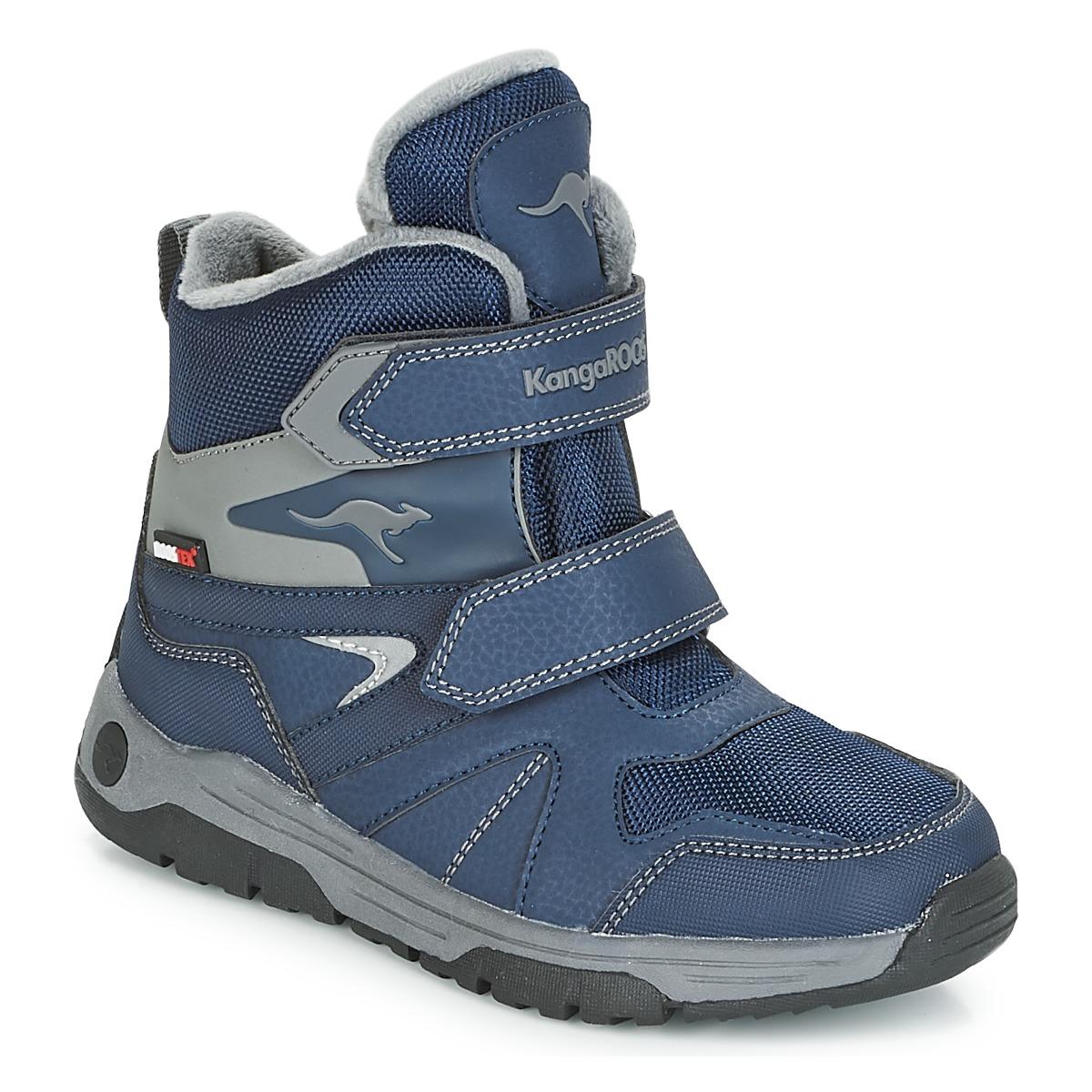 Kangaroos škornji za sneg JOOS V RTX Modra - Ceneje.si fb99b7169e