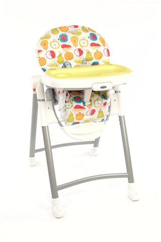 hranilica contempo highchair fruit salad hranilica za djecu graco. Black Bedroom Furniture Sets. Home Design Ideas