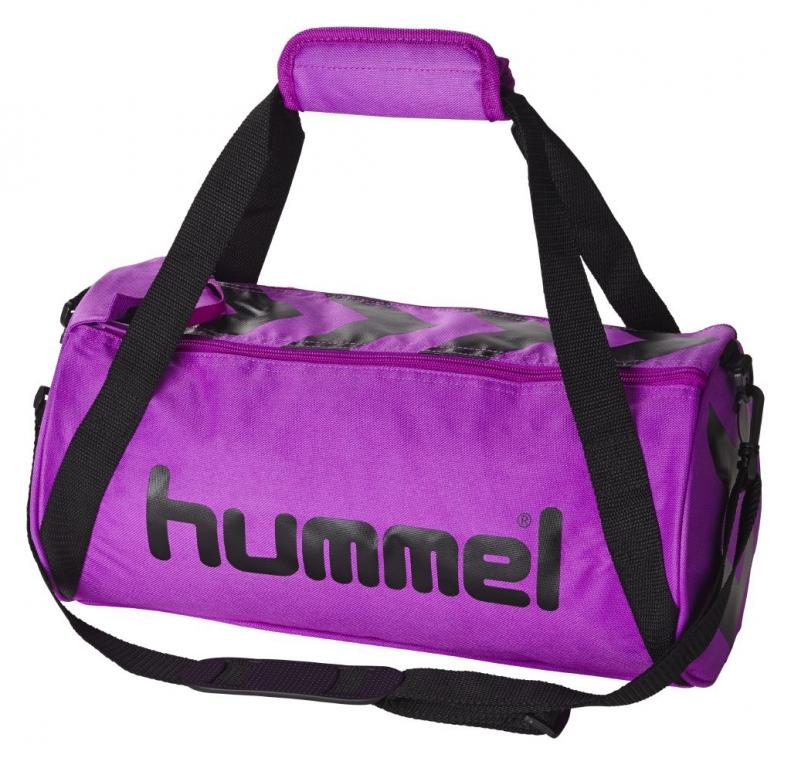 a8e868d6f19d1 HUMMEL športna torba STAY AUTHENTIC XS (najmanjša) roza črna - Ceneje.si