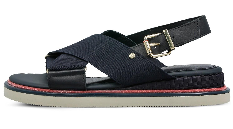 865a540d5930b0 Sandale Tommy Hilfiger Sporty Stretch Corporate 403 - Ceneje.si