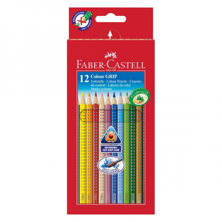 FABER CASTELL barvice 1/12 - Ceneje.si