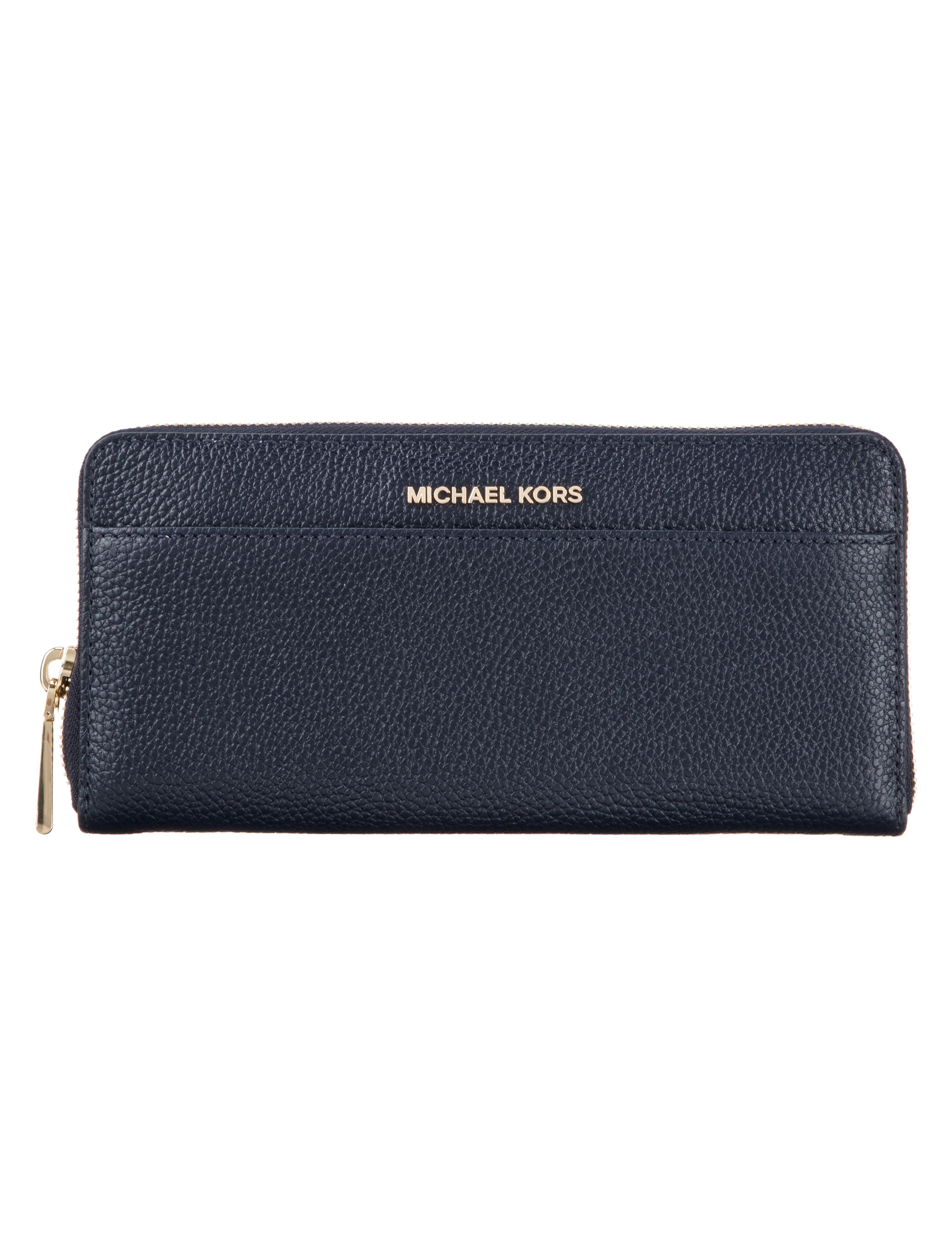 0257682ac1 Michael Kors denarnica 32S7GM9E9L Modra - Ceneje.si