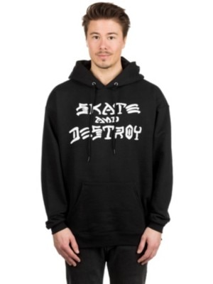 Thrasher Skate And Destroy pulover black Gr. L - Ceneje.si 8ae69bfa2b