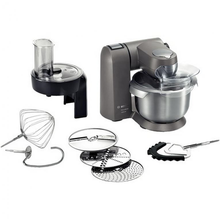 BOSCH kuhinjski robot MUMX25GLDE MaxxiMUM, granitno siv - Ceneje.si 06fc98672ad3