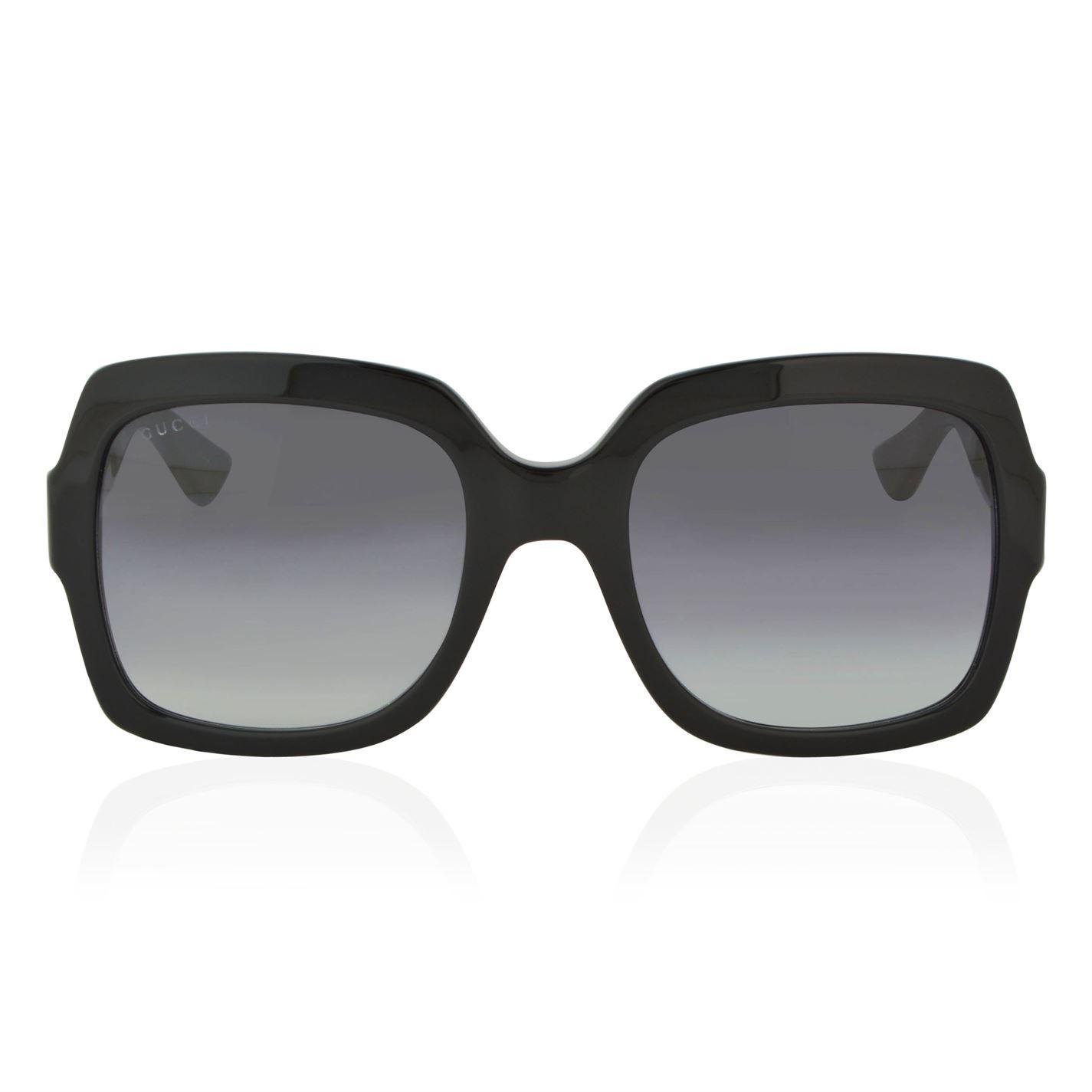 Gucci Gg0036s Oversize Square Frame Acetate Sunglasses Crna - Jeftinije.hr b3d1c0316c
