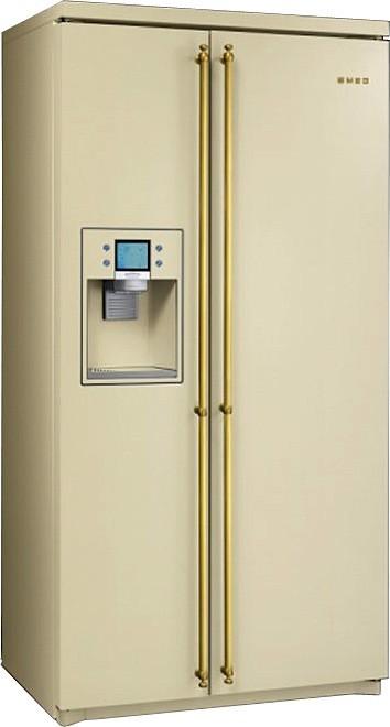 smeg hladnjak side by side sbs8003p. Black Bedroom Furniture Sets. Home Design Ideas
