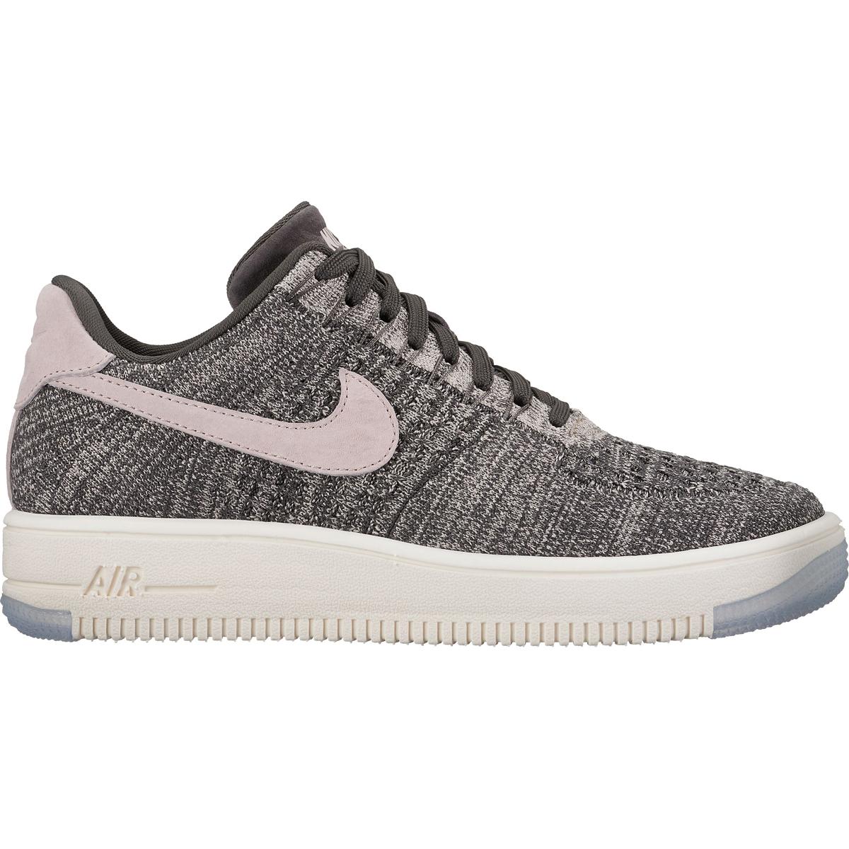 separation shoes af126 dc57a NIKE W AF1 FLYKNIT LOW 820256-008