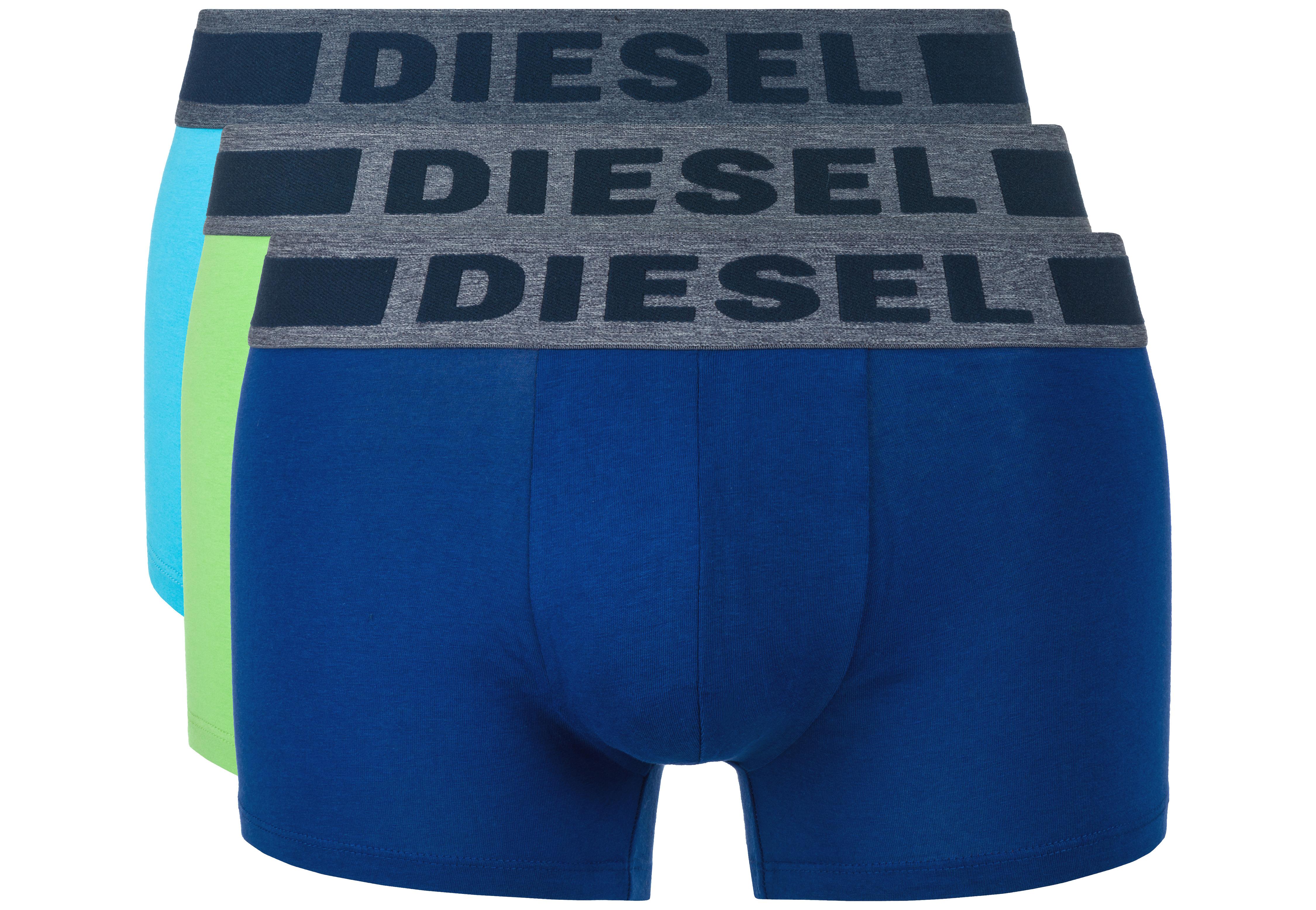 ae765c63bf Diesel 3-pack Bokserice 364935 plava zelena - Jeftinije.hr