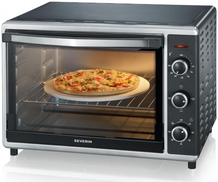 Severin pe ica to2058 - Forno per pizza domestico ...
