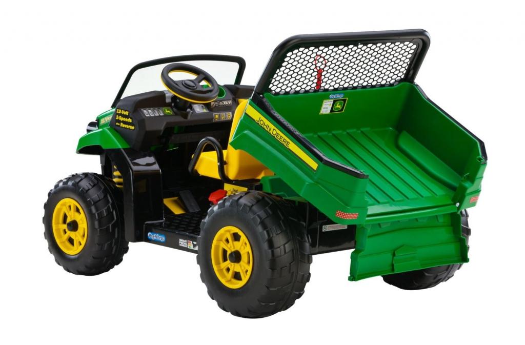 Peg Perego Baterijski Traktor John Deere Gator Ceneje Si