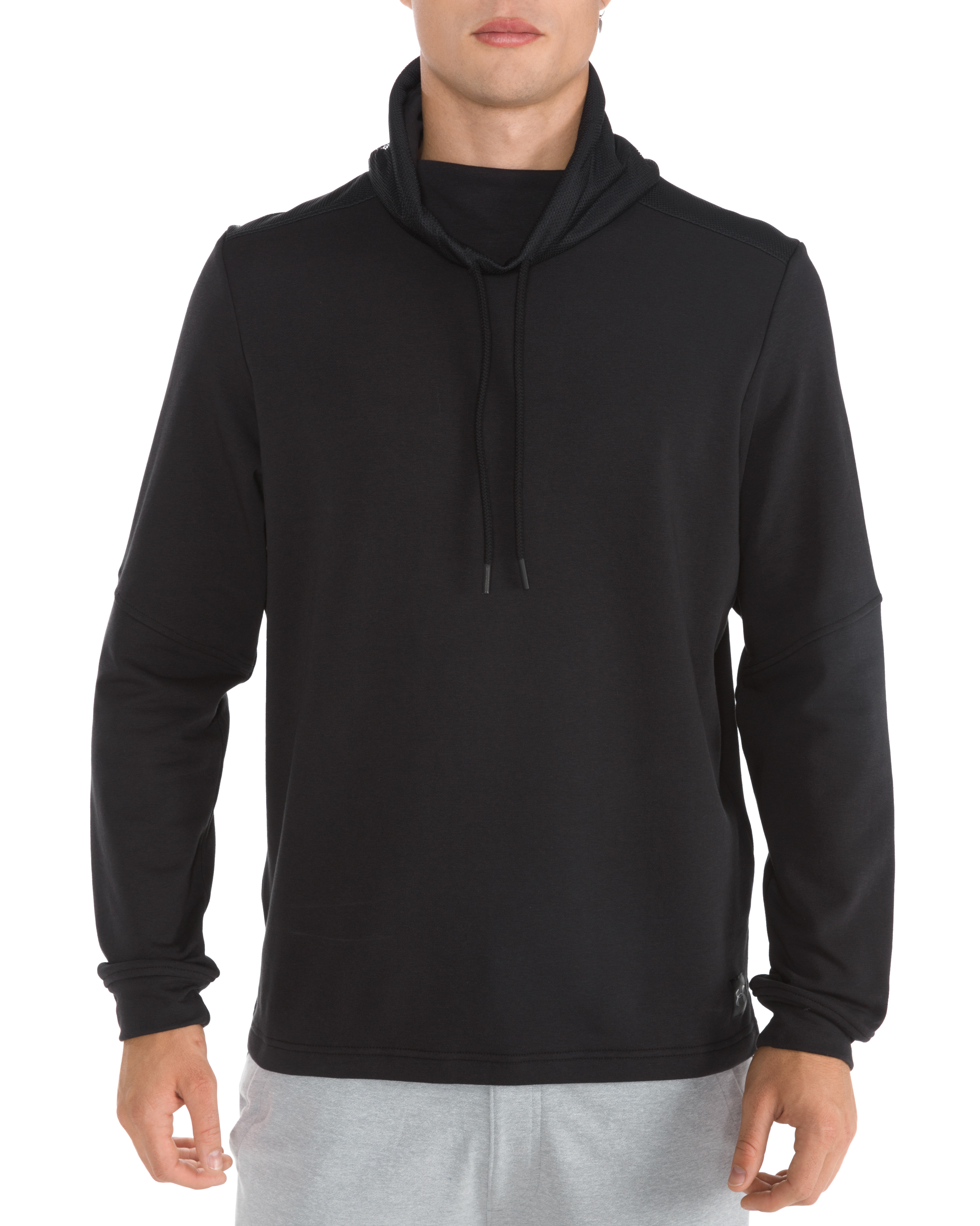 Under Armour Microthread™ Terry Sweatshirt 1320714 Črna - Ceneje.si 04d56fd538