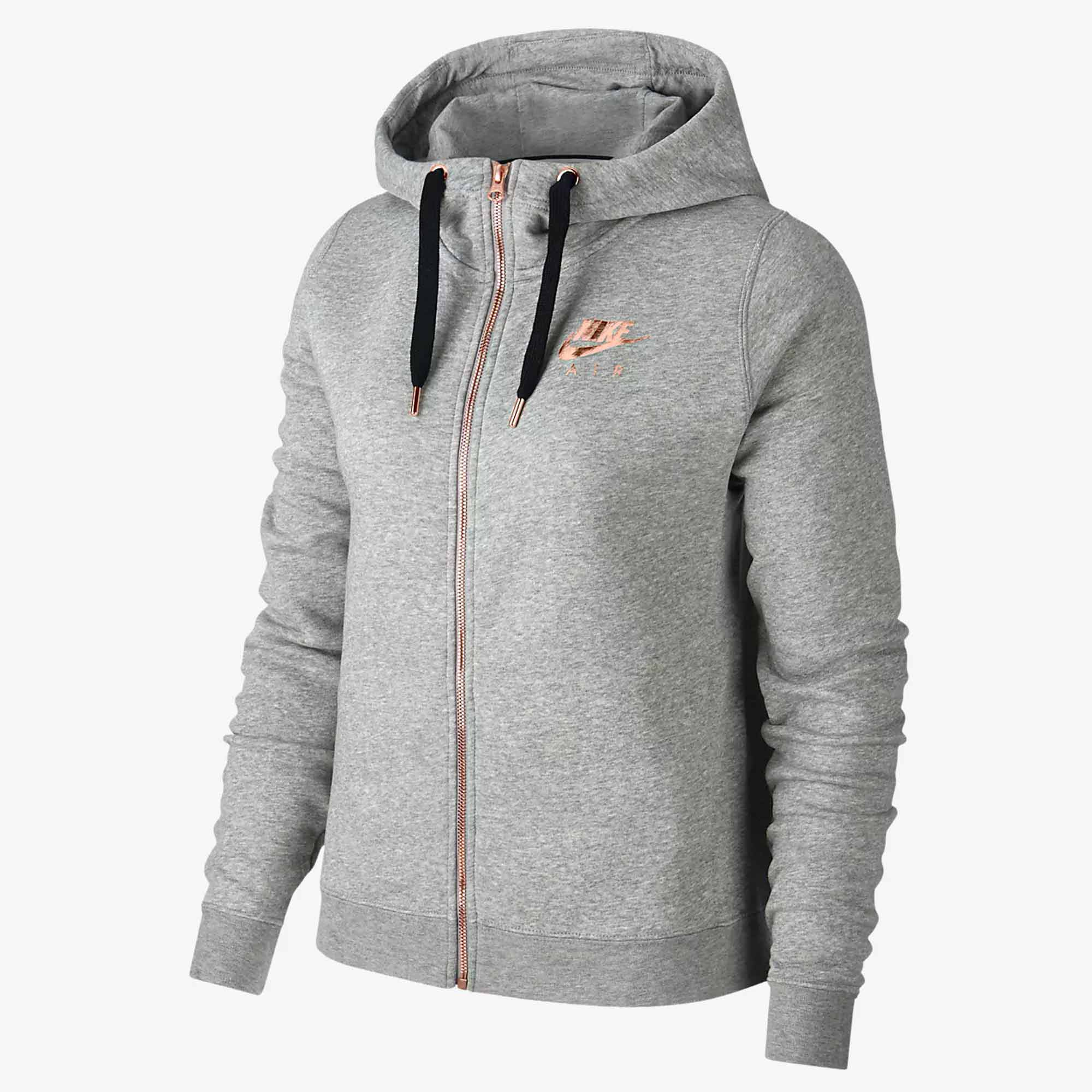 99c46983c41ee Nike W NSW RALLY HOODIE FZ AIR, (AV6229-100-S) - Jeftinije.hr