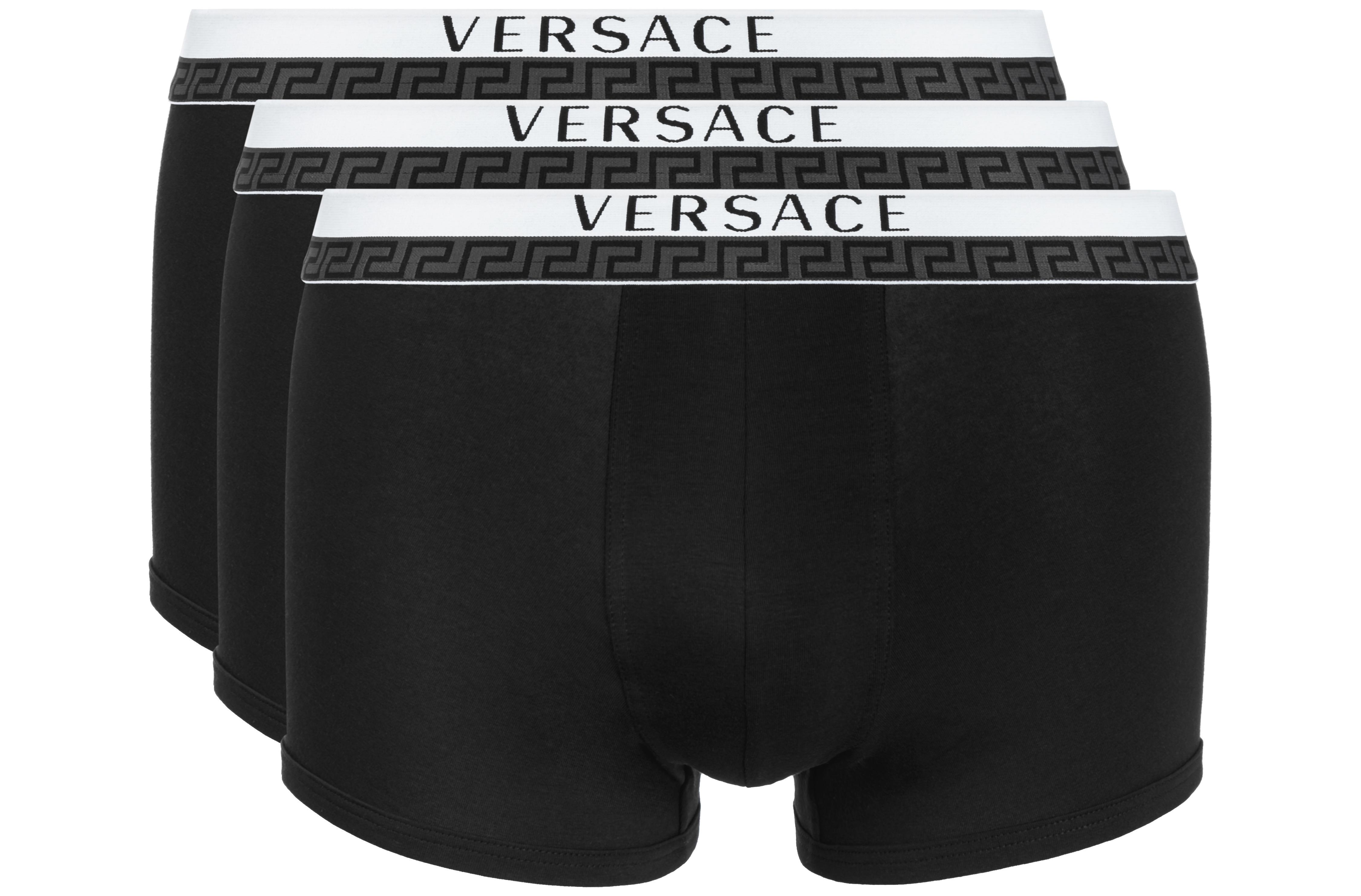 fdbe46302b Versace 3-pack Bokserice AU10188-AC00058 crna - Jeftinije.hr