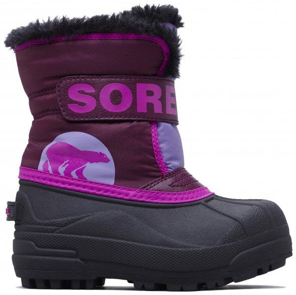 Sorel dívčí sněhule SNOW COMMANDER™ 31 ljubičasta - Jeftinije.hr 1f280c72c5