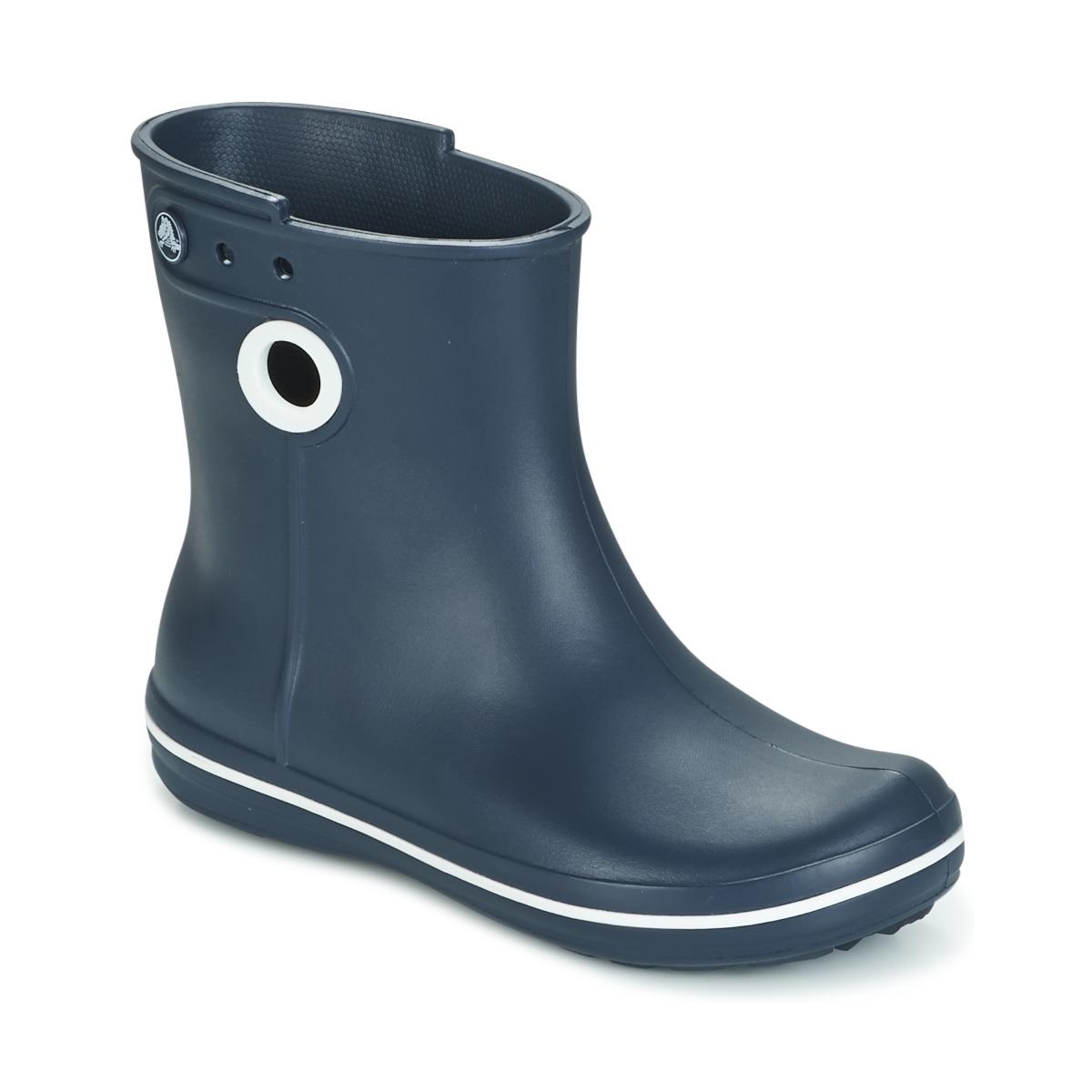 082f4ebc19ee0 Crocs Gumene čizme JAUNT SHORTY BOOTS Blue - Jeftinije.hr