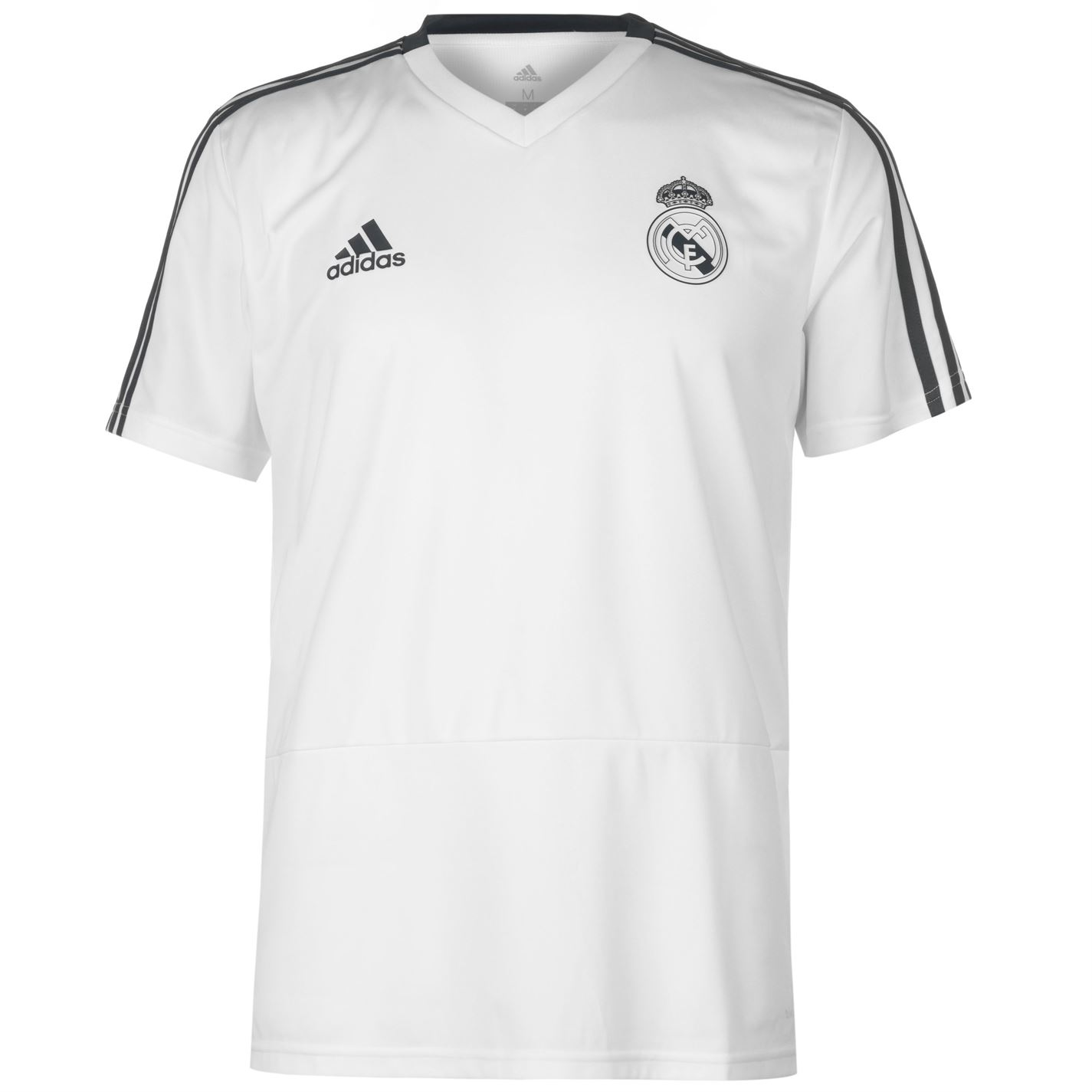 Dres adidas Real Madrid CF Training Jersey Mens Bijela - Jeftinije.hr 4d49c3d7be0