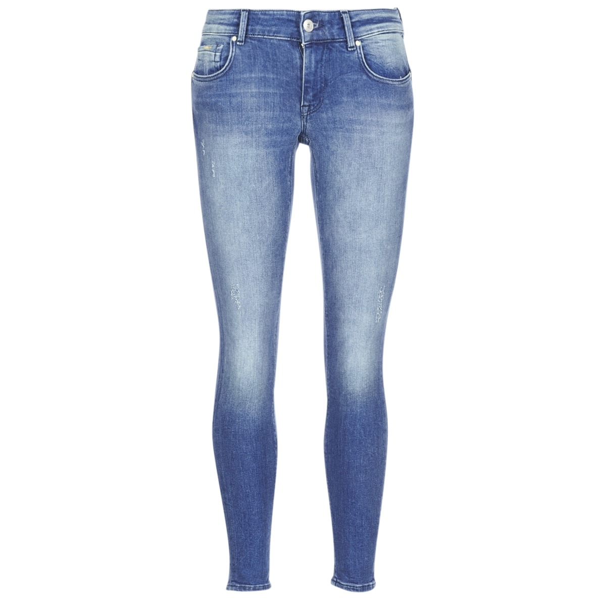 Only Jeans skinny ONLDYLAN Modra - Ceneje.si dbd4b1cdd20