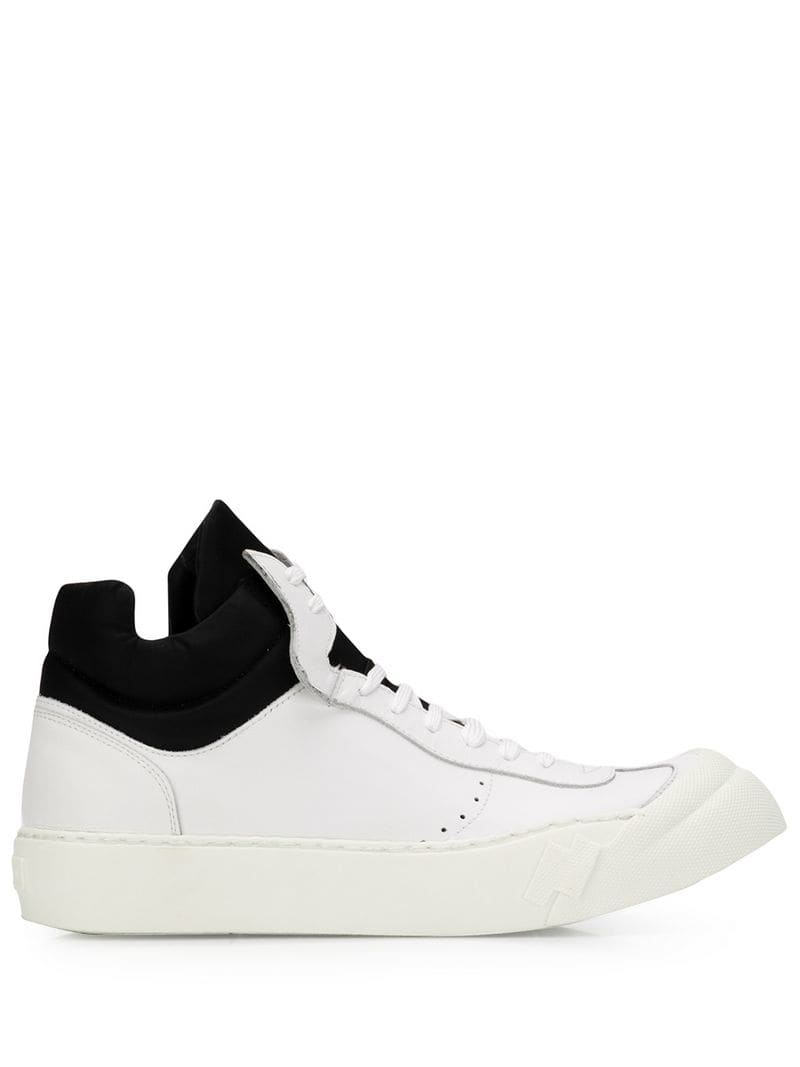 f87bb7092b4 Cinzia Araia - high-top sneakers - women - White - Jeftinije.hr