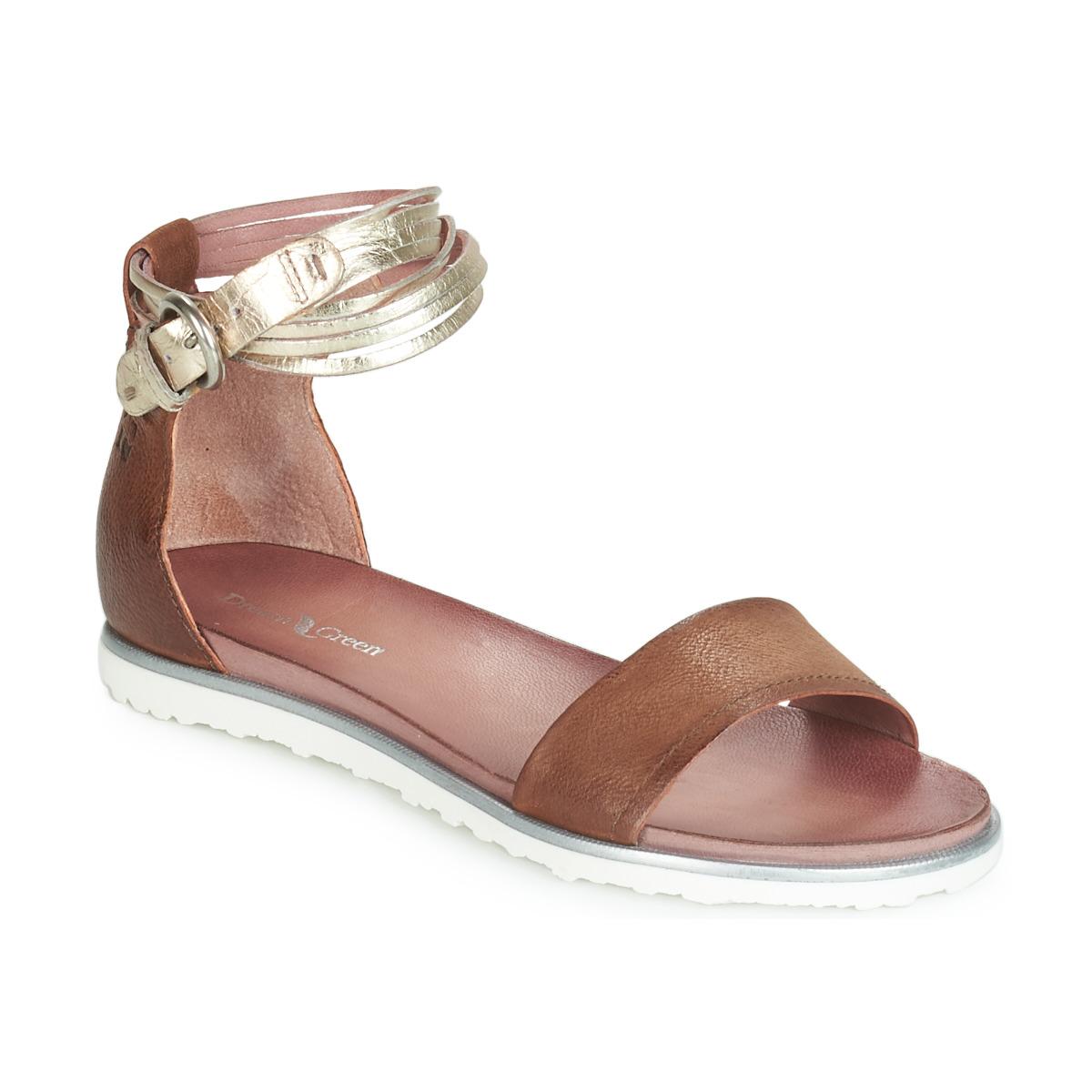 f91ac7f44563 DREAM IN GREEN ženske sandale IRVANI