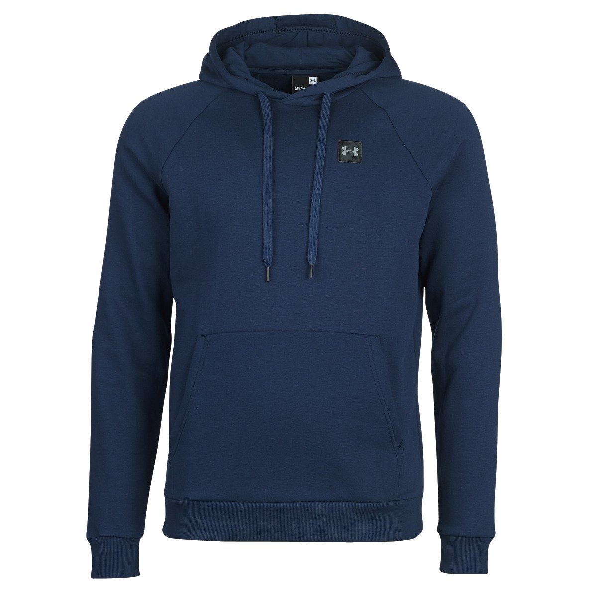 Under Armour Puloverji RIVAL FLEECE PO HOODIE Modra - Ceneje.si 58e0b6768f
