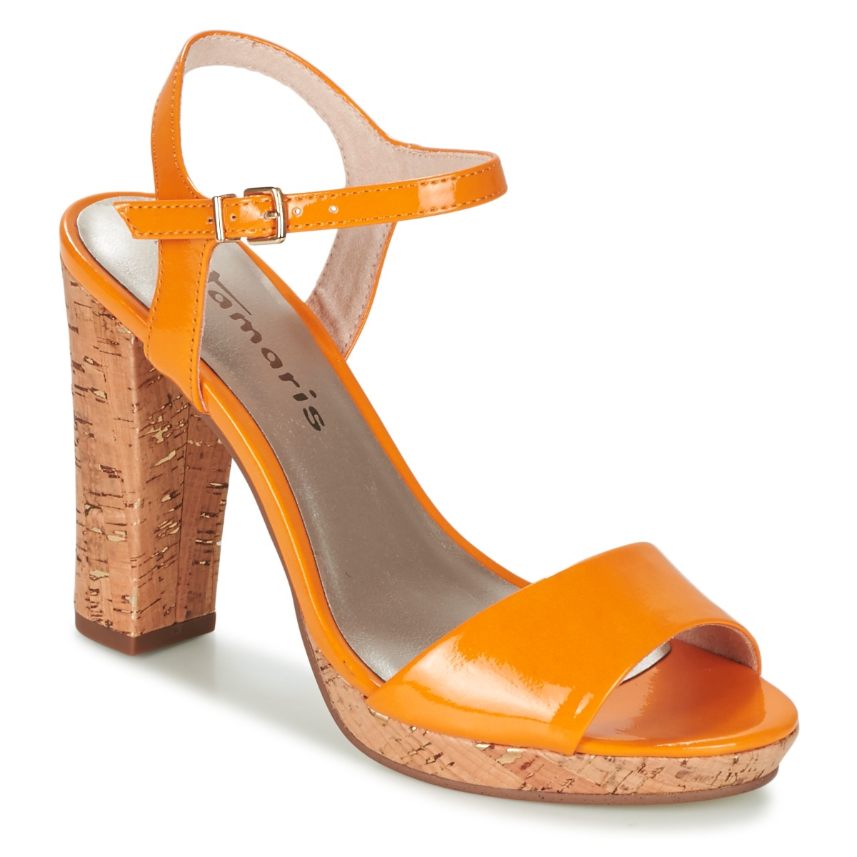 acquista autentico qualità incredibile vendita professionale Tamaris Sandali & Odprti čevlji BEBE Oranžna - Ceneje.si