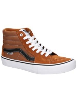 5ae7f8f85b Vans Sk8-HI Pro skate čevlji glazed ginger black white Gr. 11.5 US ...